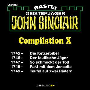 John Sinclair Compilation X Hörbuch