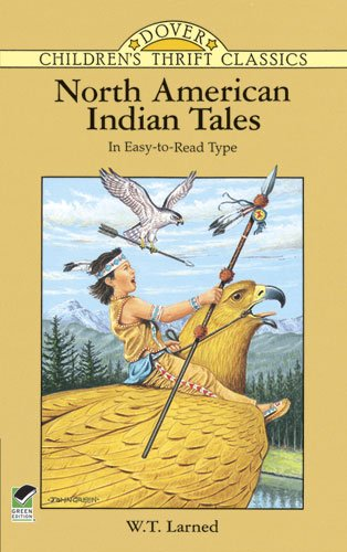 North American Indian Tales (Dover Children'S Thrift Classics) front-1014800