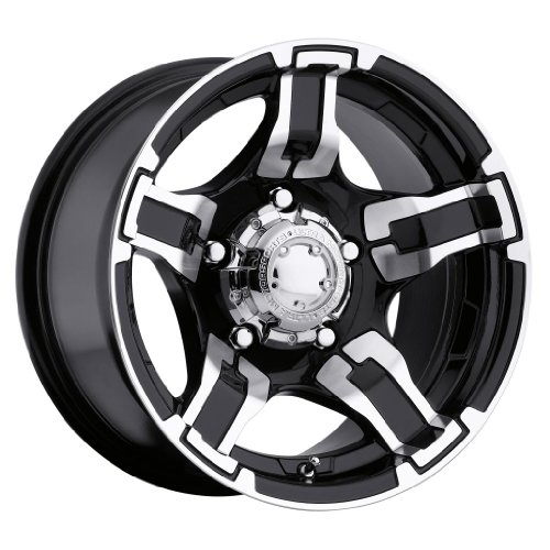 Ultra Drifter 15 Black Wheel Rim 5 215 4 5 With A 19mm