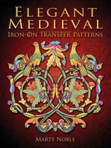 Elegant-Medieval-Iron-On-Transfer-Patterns-Dover-Iron-On-Transfer-Patterns