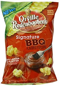 Orville Redenbacher Ready to Eat Popcorn, Signature Barbecue, 5-Ounce