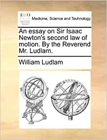 essay on laws of motion