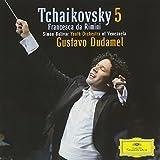 Tchaikovsky: Symphony No. 5 / Francesca da Rimini ~ Dudamel