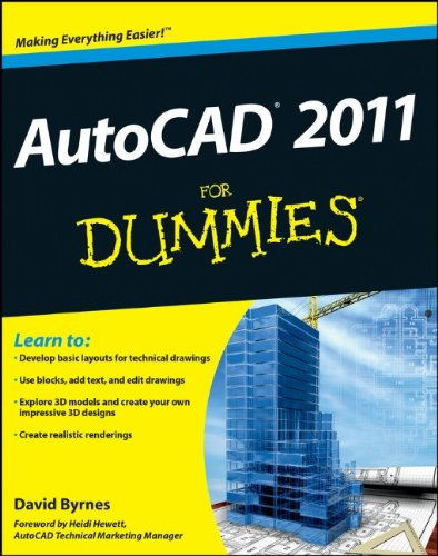 AutoCAD 2011 For Dummies - For Dummies - 0470595396 - ISBN: 0470595396 - ISBN-13: 9780470595398