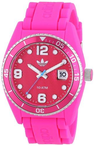 adidas - ADH6154 - Montre Femme - Quartz Analogique - Bracelet Silicone Rose