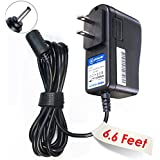 "T-Power® (6.6ft Long Cable) AC Adapter fit FOR Foscam FBM3501 FB-M3501 / FBM3502 FB-M3502 FBM3502US 2.4GHz Pan/Tilt Wireless Baby Monitor with 3.5"" LCD for (Parent Unit) Replacement switching power supply cord charger wall plug spare"