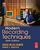 img - for By David Miles Huber Modern Recording Techniques (6th Edition) book / textbook / text book