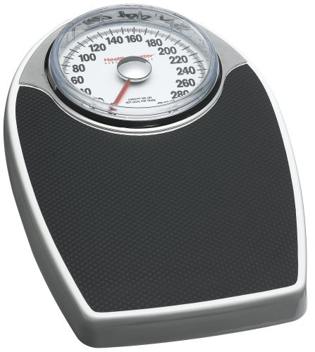 Cheap Health o Meter 142KD-41 Professional Dial Scale, White with Black Mat (142KD-41)