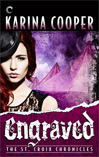 Image of Engraved: Book Five of The St. Croix Chronicles