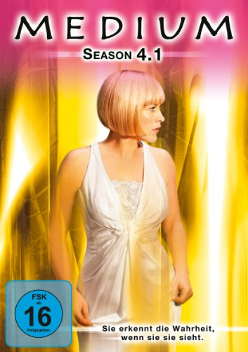 Medium - Season 4, Vol. 1 [2 DVDs]