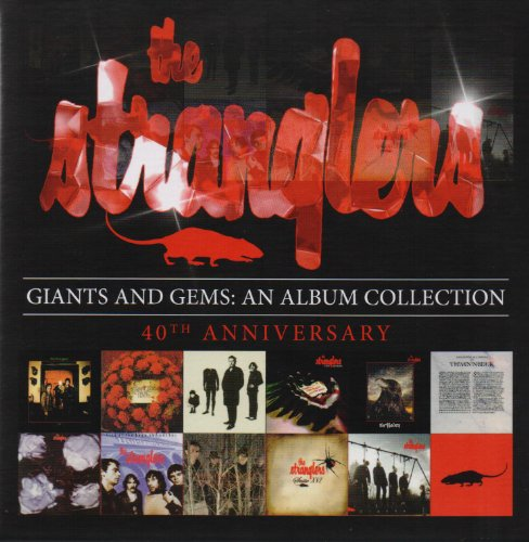 The Stranglers - Giants And Gems: An Album Collection - Zortam Music