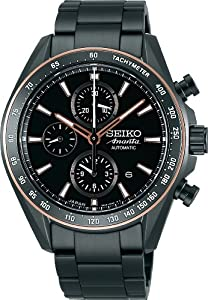 SEIKO BRIGHTZ ANANTA Collaboration Wrist Watch 500 Limited Edition SAEH017 [Japan Import] Water resistant 10 BAR, Automatic Movement
