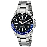 Reloj de pulsera SO&CO New York Men's 5021.3 Yacht Club para hombres de acero inoxidable