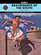 Bravehearts of the South: 5 in 1 (Amar Chitra Katha)