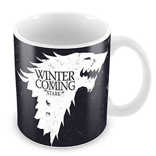Mug Stark inverno sta arrivando Game of Thrones