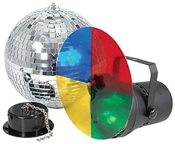skytec ensemble disco avec disque de couleurs. Black Bedroom Furniture Sets. Home Design Ideas