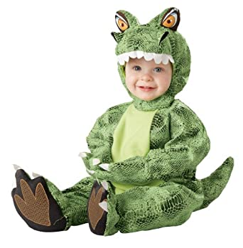 Tot-Rannosaurus Dinosaur Infant Costume