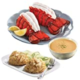 Lobster Gram's Tast of New England Gift Bucket by Lobster Gram