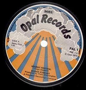 "Hooray Festival 7 Inch (7"" Vinyl 45) UK Opal 1977"