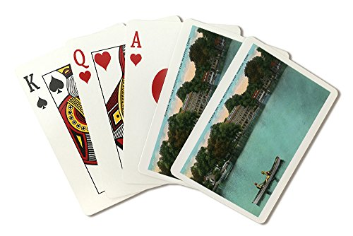 east-hampton-connecticut-lake-pocotopaug-view-of-kayrock-inn-playing-card-deck-52-card-poker-size-wi
