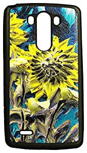Zeztee ZT7289 Multicolor print Mobile Back Cover For LG G3