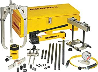 Amazon.com: Enerpac BHP-2751G 20 Ton Hydraulic Maintenance Puller Set
