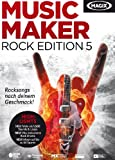 MAGIX Music Maker Rock Edition 5 [Download]