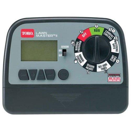 Toro 53806 Lawn Master II 6-Zone Landscape Sprinkler System Water Timer