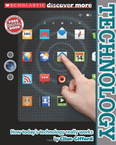Scholastic Discover More - Technology