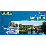 Bikeline Radatlas Ruhrgebiet: Die schönsten Radtouren im Ruhrgebiet. Mit Route der Industriekultur. Radtourenbuch 1 : 75 000 (Bikeline Radtourenbücher)