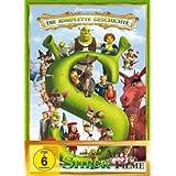 """Shrek 1-4: Die komplette Shrekologie [5 DVDs]von """"DVD SHREK BOXEN"""""""