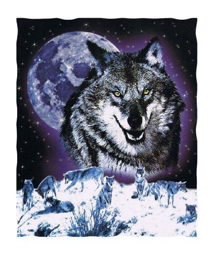 Wolf Moon Blanket
