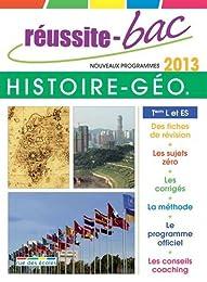 Réussite-Bac 2013 Histoire-Géo Term L ES