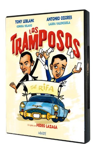 Los Tramposos - Reed [DVD]