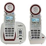 Clarity 59465 dect_6.0 2-Handset 2-Line Landline Telephone