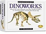 Skullduggery Eyewitness Kit Dinoworks Triceratops Skeleton Casting Kit