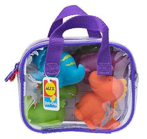 ALEX Toys Rub a Dub Squirters for the Tub Dinos