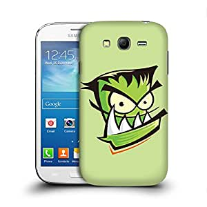 MobileGlaze Designs Angry Sketch Monster Hulk Hard Back Case Cover for SAMSUNG GALAXY GRAND NEO / PLUS / LITE I9060
