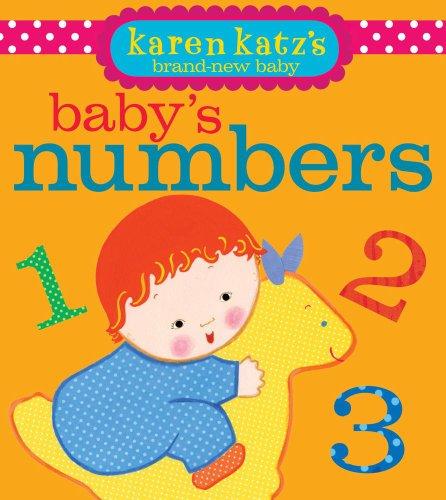 Baby's Numbers (Karen Katz's Brand-New Baby)