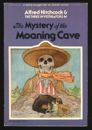 Alfred Hitchcock and the Three Investigators in the Mystery of the Moaning Cave, #10
