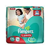 #4: Pampers XXL Size Diapers Pants (22 Count)