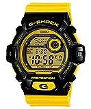 [カシオ]CASIO G-SHOCK Gショック Crazy Colors クレイジーカラーズ デジタル腕時計 イエロー メンズ G-8900SC-1Y [並行輸入品]