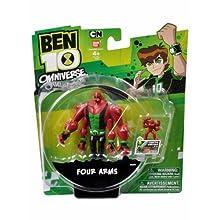 Ben 10 Omniverse Alien Super Four Arms