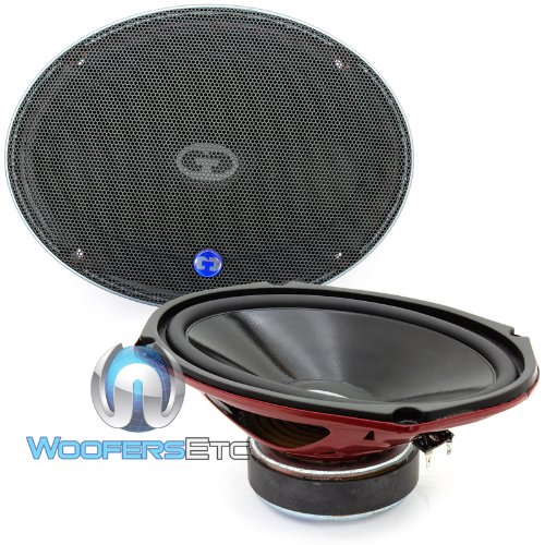 "Cl-69Sub - Cdt Audio 6X9"" Mid/Subwoofers"