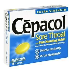 Cepacol Cough Drops