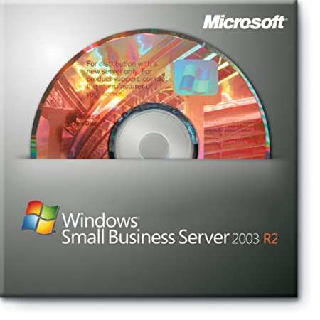 Microsoft Small Business Server Premium 2003 R2 32-bit for System Builders [Old Version]
