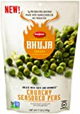 Bhuja Crunchy Seasoned Peas, 7 Ounce (Pack of 6)