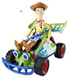 Toy Story Wild Ride RC And Woody