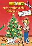 Mein Weihnachts-Malbuch
