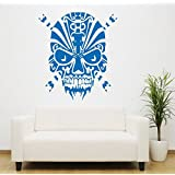Hoopoe Decor Ghost On The Wall Wall Stickers And Decals - B011GUWKQO